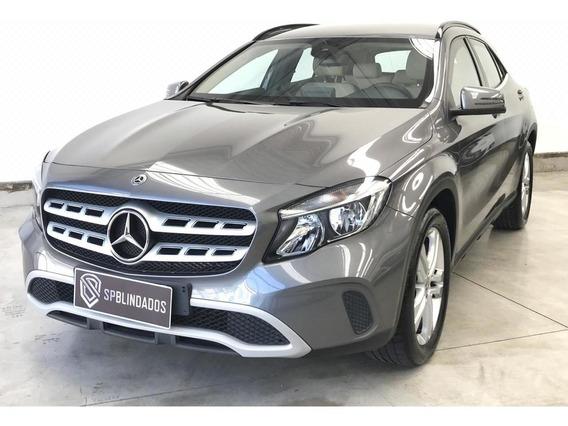 Mercedes Gla200 Style 2018 Blindada Autostar Niiia