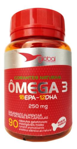 Omega 3 Kids 18epa-12dha 250mg 90 Cápsulas Gelatinosas Moles