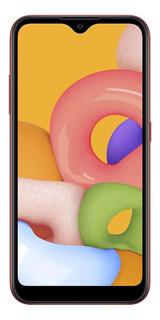Samsung Galaxy A01 Dual SIM 16 GB Rojo 2 GB RAM