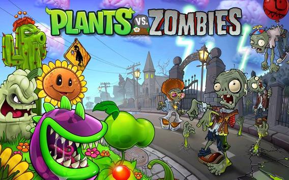 Plants Vs Zombies Para Pc