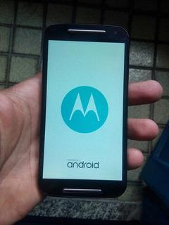 Celular Moto G2 Original 16gb 4g 8mp Android 6 Usado Barato
