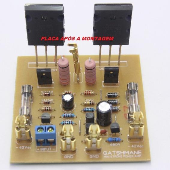 Amplificador De 100 Watts Ministrong
