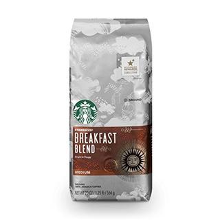 Starbucks Breakfast Blend, Café Tostado Medio, Bolsa De 20