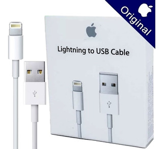 Carregador Cabo Usb iPhone 5 6 7 8 Plus S X Xr Xs Original