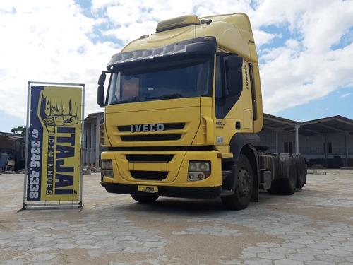 Iveco Stralis 460 6x2 2012