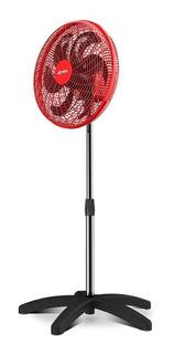 Ventilador Domina Neo Coluna 50cm Vermelho 220 W