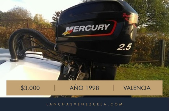 Motor Mercury Promax 2.5 Lv727