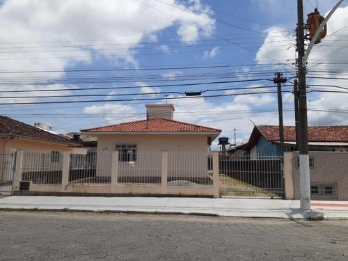 Casa Com 2 Dormitórios À Venda, 110 M² Por R$ 345.000 - Praia João Rosa - Biguaçu/sc - Ca3458