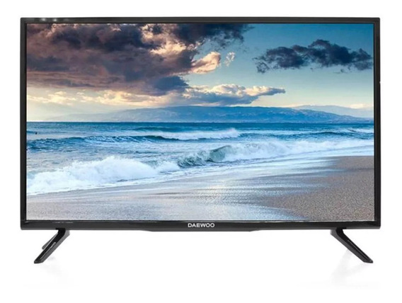 Tv Led 32 Smart Tv Hd Daewoo
