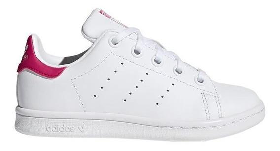 Zapatilla adidas Stan - 24-ba8377-blanco Combinado