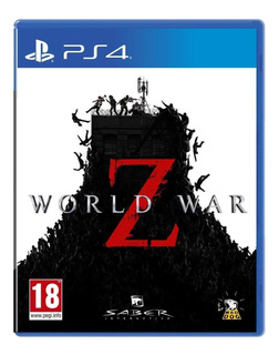 World War Z (guerra Mundial Z) Ps4 Original Sellado Físico