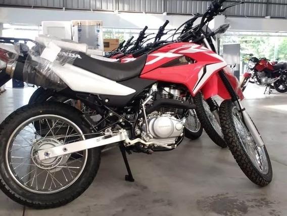 Honda Xr 150 L Año 2019
