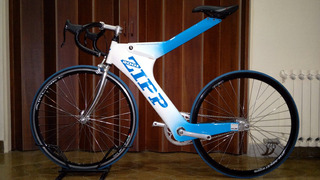 Bicicleta Zipp 2001 » Track Carbon » Made In U.s.a