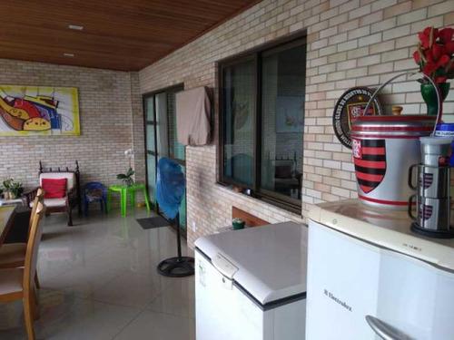 Apartamento-à Venda-recreio Dos Bandeirantes-rio De Janeiro - Tcap40085