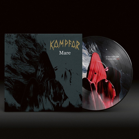 Kampfar - Mare - Deluxe Picture Disc Lp + Patche - Importado
