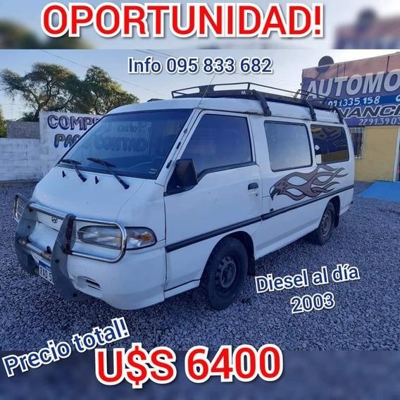 Hyundai H100 U$s 6400