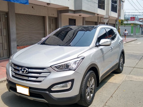 Hyundai Santafe 2014 Gris