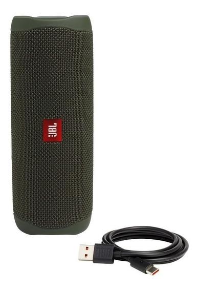Caixa De Som Jbl Flip 5 Bluetooth A Prova D