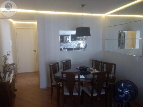 Imagem 1 de 14 de Apartamento A Venda No Bairro Macedo Em Guarulhos - Sp.  - 568-1