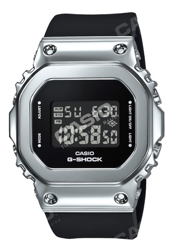 Reloj Casio G-shock S-series Gm-s5600-1cr