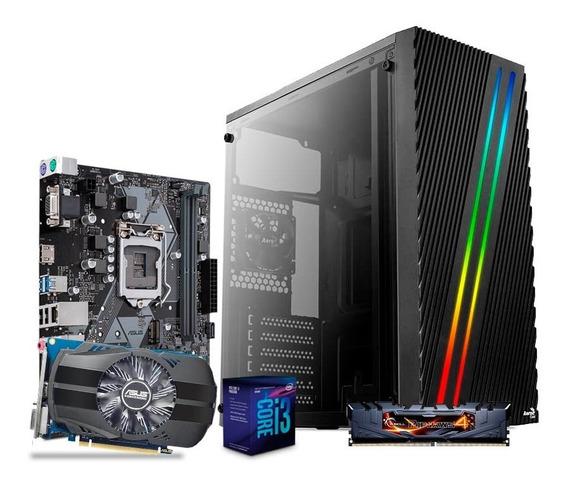 Computadora Pc Gamer 2gb Video Intel I3 Ram 8gb Ssd 120gb