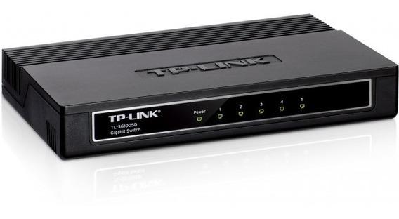 Switch Tp-link Tl-sg1005d 5 Puertos Giga