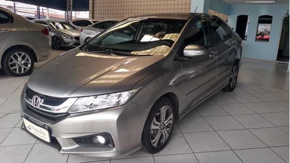 Honda City 1.5 Ex 16v Flex 4p Automático 2015