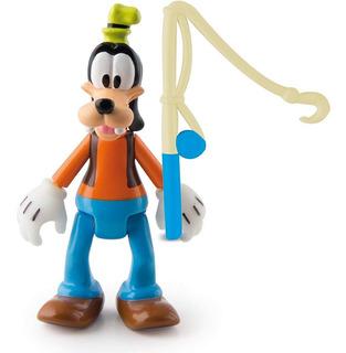 Muñeco Articulado Disney Mickey Y Sus Amigos Mundo Manias