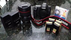 Câmera Fotográfica Cânon 6d