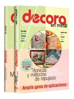 Libro De Decoración Decora Con Repujados En Metal