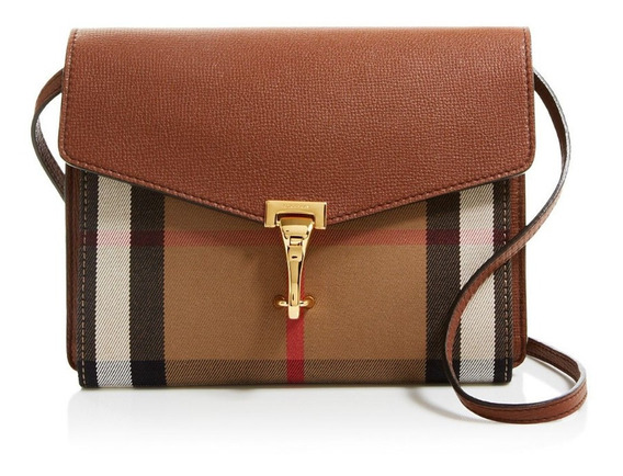 Bolsa Burberry Original Macken House Check 50%off