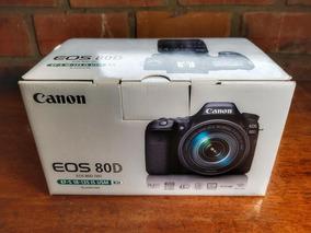 Canon 80d + Lente Canon 75-300mm