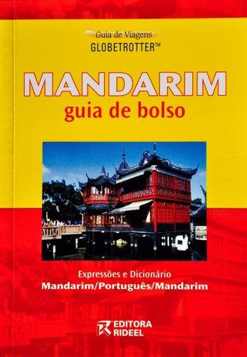 Imagem 1 de 10 de Livro Mandarim P Viagem Chines Conversação + Brinde