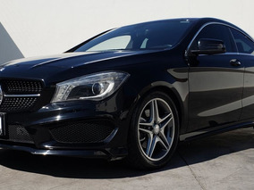 Mercedes-benz Cla 250 Negro 2014