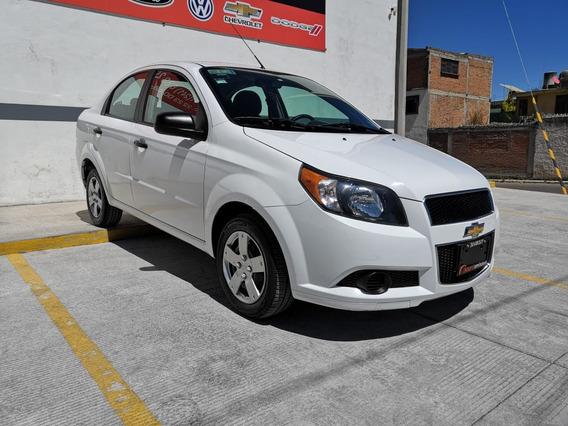 Chevrolet Aveo 1.6 Ls Aa Radio Nuevo Mt 2017
