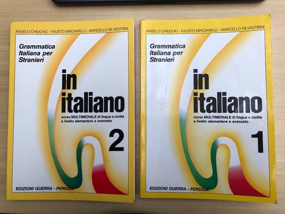 In Italiano 1 + 2 Corso Di Lingua E Civiltà - A. Chiuchiù