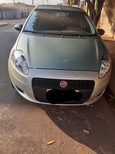 Imagem 1 de 8 de Fiat Punto 2008 1.4 Flex 5p