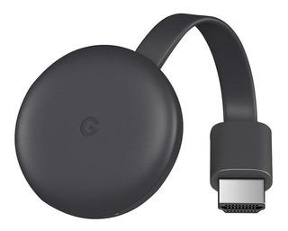 Google Chromecast 3 Smart Tv Wifi Hdmi Original