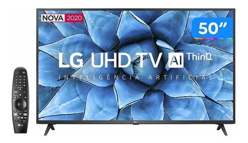 Smart Tv Led 50 LG 4k 50um 751c Inteligência Artificial