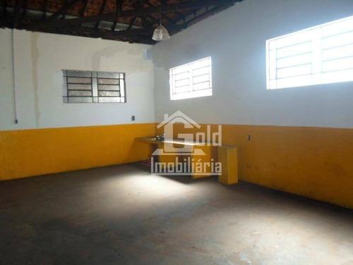 Imagem 1 de 9 de Salão Para Alugar, Com 440 M² Na Avenida Dom Pedro Em Ribeirão Preto-sp - Sl0279