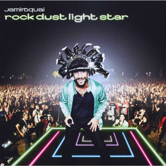 Jamiroquai Rock Dust Light Star Cd Nuevo|sellado