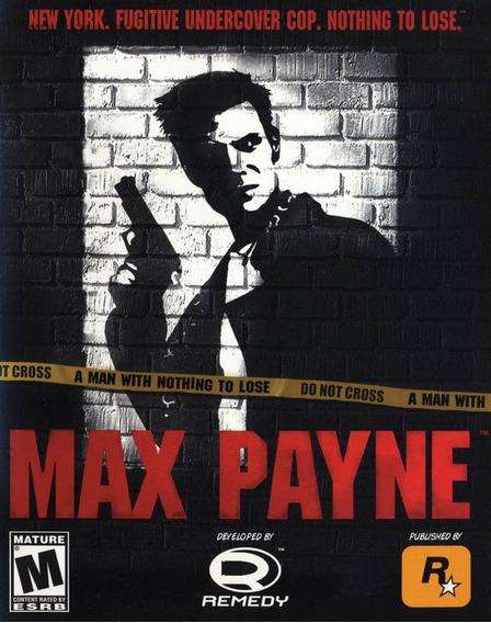 Jogo Max Payne 1 Para Pc Envio Imediato