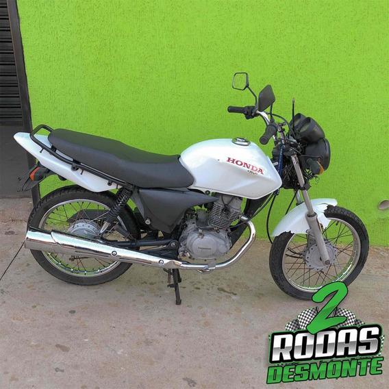 Sucata De Honda Cg 150 Job 2004/2005 P/ Venda De Peças