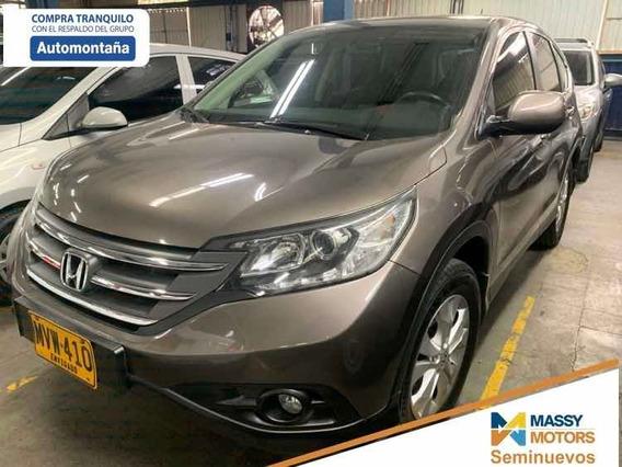 Honda Cr-v Exl Awd