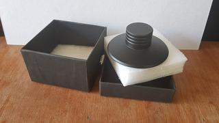 Clamp Estabilizador Para Tornamesa Negro