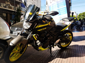 Yamaha Mt 03 2018 Escape Two Brothers Accesorios 3100km