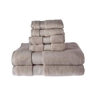 Elle 100 Percent Combed Cotton 6 Piece Towel Set, Wind Chime