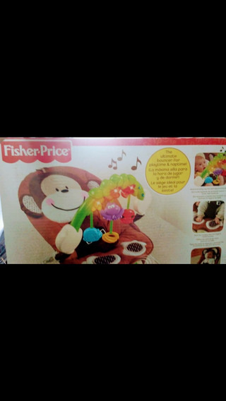 Fisher Price. Silla Para Bebes Vibratoria Musical