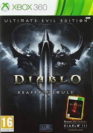 Diablo 3 Xbox 360 Midia Digital
