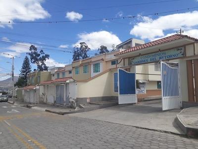 Casa Económica Bien Ubicada En Venta, Ibarra- Ecuador.
